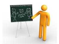 Blackboard or Whiteboard