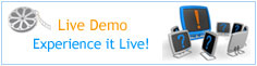 Live Demo - Experience it Live!
